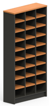 Excel Pigeonhole Bookcase