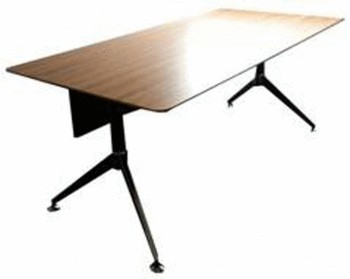 Novara Rectangular Desk