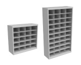 Pigeon Hole Units