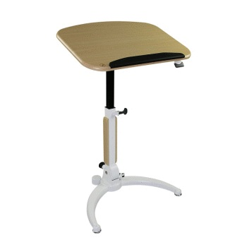 Upside Height Adjustable Table/Lectern