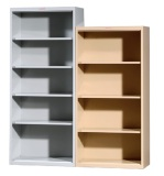 Stronghold Open Bay Shelving