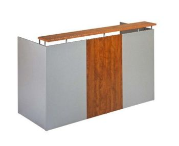 Solo 1 Floating Top Reception Desk