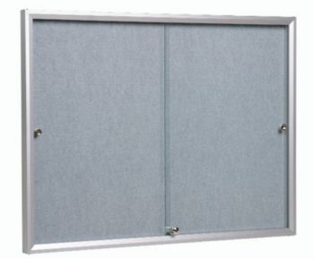 Glass Fronted Notice Boards