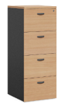 Accent 4 drawer Filing Cabinet