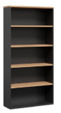 Accent Open Bookcase