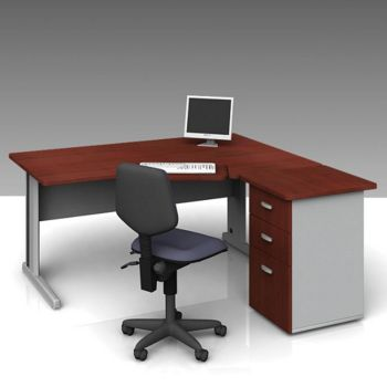 DDK Systems desk & 3 dr return