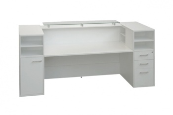 DDK Apex Reception Desk