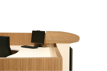 Vantage V2 Reception Desk