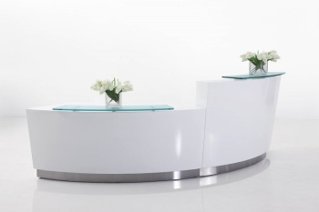 Evo Reception Desk