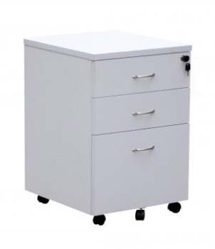 OM Mobile Pedestal 2 + 1 file drawer
